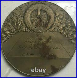 1914-1918 France WWI World War I Tomb of Unknown Soldier Medal Soldat Inconnu