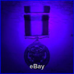 #4482 Wwii U. S. Army Distinguished Service Medal Slot Brooch Ribbon Bar Ww2 Dsm