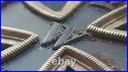 9606 German WW1 Iron Cross First Class medal Eisernes Kreuz L/13 P. Meybauer