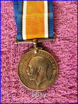 AUST WAR MEDAL WW1 4092 PTE JOSEPH H COLLETT 28th BN (FULL ENTITLEMENT) AIF