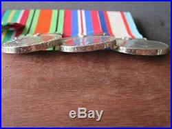 Australian WW2 2/18th Prisoner of War Malaya medal group