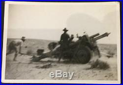Australian WW2 Medals Gnr A. J. Robertson 2/7th Field Regt. North Africa