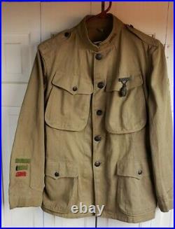 Boy Scout Teens Eisner Uniform-has WW1 Medal, BSA, Service Stripes, Early SM PP