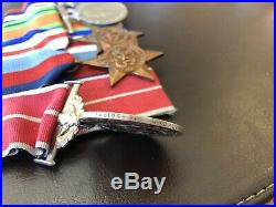 British Empire Medal BEM Military & WW2 Group Royal Engineers Collins