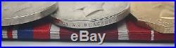 Canadian WW2 Medal Group (MJ Blackwood)