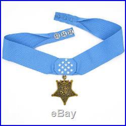 Cased US Medal Order Orden Badge Order of Medal Honor of Navy Selten WW2 Scarce