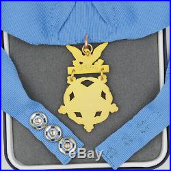 Cased US ORDEN HONOR BADGE WW2 WW1 Order of Medal of Army Selten Scarce