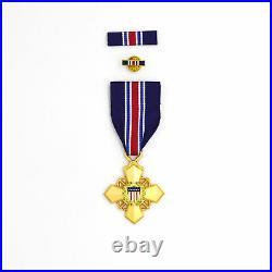 Cased US Order Badge Medal Orden Medaille, Navy ww12 Cross, Rare