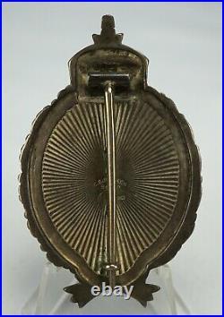 Enamel prussian observer pin medal badge WW1 German WWII juncker Imperial award