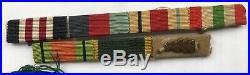 Excellent WW2 MID & Military Medal for Gallantry, Efficiency Medal group