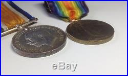 First World War 1914 Mons Star & Clasp Medal Group Oliver Wharton