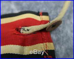 German WW2 badge Knight Iron Cross Luftwaffe uniform Army Navy medal neck ribbon