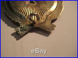 German WW I air force observer medal producer Juncker 1914-1918 rare stamps