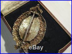 German WW I german air force imperial pilot observer medal 100 % original WW I