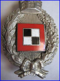 German WW I prussia air force observer badge medal original WW I Juncker rare