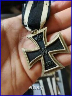 Germany Jubilee Iron Cross 1870 Medal Order WW1 wwi Soldier award RARE