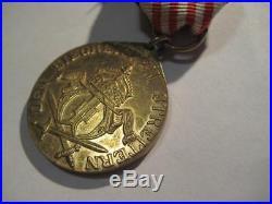 Imperial WW I medal fights Africa Colonies 1904-1906 original rare Kamerun clasp