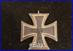 Iron Cross ww2 German medal Genuine