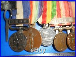 Japanese medal bar 8 place. WW1 era