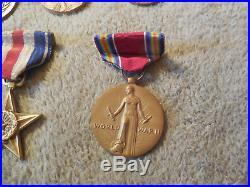 Lot of WW 2 & Korean War Medals