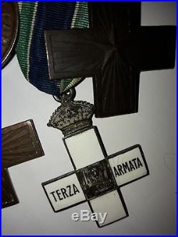 Medagliere I° Guerra Mondiale-medal World War