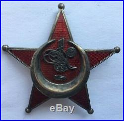 Medal Badge Brooch German Ww1 Gallipoli Star Ottoman Eiserner