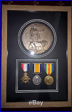 Medal Frame 3d Box Frame World War Military Medals + memorial