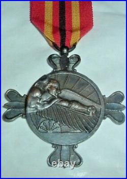 Medals-original Spain/spanish Blue Division Royal City Medal Ww2 Eastern Front