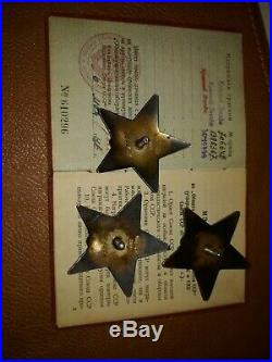 ORIGINAL RUSSIAN USSR CCCP WW2 Order Of THE RED STAR