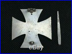 Original German WW1 WW2 Iron cross First class without reserve. 1942