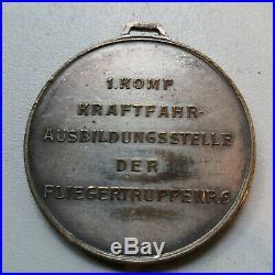 Original German WW 2 Medal War Christmas Fliegertruppe No. 6 rare