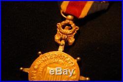 Original Issued-world War 11-1943-merchant Marine Distinguished Service Medal