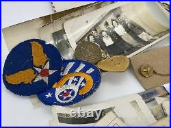 Original WW2 Medal and Photograph Grouping, 380th Bomb Group, 5th Air Force