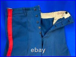Original WW2 WWII USMC dress blue Uniform 6th Marine Division withMedals & Ribbons