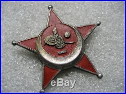Ottoman Turkey GALLIPOLI STAR Medal ww1, Turkish made