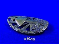 RARE Czechoslovakian Czechoslovakia WWII WW2 Badge Pin Medal Order