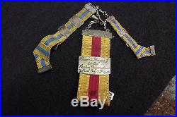 RARE WW1 german medal GROUPING BAR. FRESH ESTATE FIND