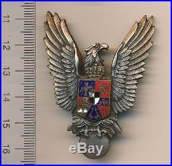 ROMANIAN Germany Luftwaffe ROMANIA royal PILOT Plane WINGS MIHAI medal WW 2 II