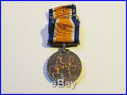 Rare WW1 Bronze British War Medal Chinese Labour Corps Casualty