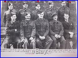 Rare Ww1 British D. S. O. Medal Group Lt Colonel Lyttelton M. G. Officer Welsh Regt
