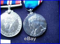 Scarce Brigadier George F Charles CBE WW1 WW2 medals RAMC Dentist & ANZACS & RAF