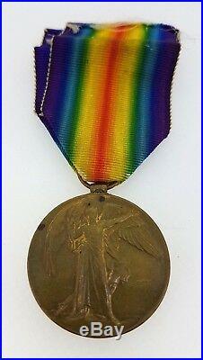 Set of 3 WW1 Medals Star Medal Victory Medal War Medal 1914-1918