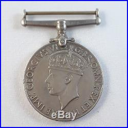 Southern Rhodesia War Service Medal Ww2