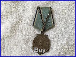 Soviet Ushakov Medal Group World War II