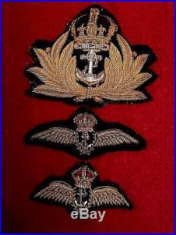 Superb Ww2 Fleet Air Arm medal group