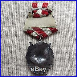 The Red Banner Order 100% Fully Genuine Russian Army 1944 Medal Badge Ww2 Wwii