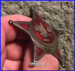 Turkish War Medal WW1