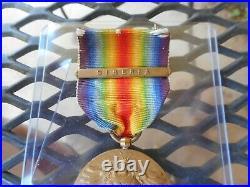 U. S. WW1 Siberia bar Campaign medal