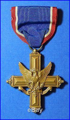 United States World War 2 / Korean Distinguished Service Cross Medal G8013