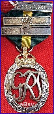 Vintage & Rare Kbe Ww2 Medal Group Brigadier General Sir Duncan Anderson T. D